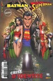 Batman - Superman -1- Crise d'identité (1)
