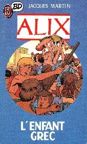 Alix -15Poch- L'Enfant grec