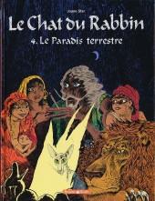 Le chat du Rabbin -4- Le Paradis Terrestre