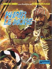 Barbe-Rouge -15b77- Khaïr le More