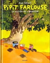 Pipit Farlouse -1- La couvée de l'angoisse