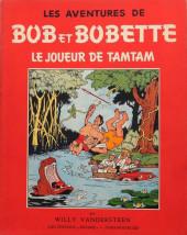 Bob et Bobette -10- Le Joueur de tamtam