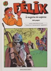 Félix (Le magazine du suspense) -3- Volume 3