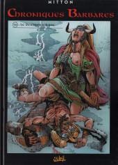 Chroniques Barbares -6- Le dernier Viking