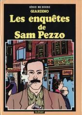Sam Pezzo (Les enquêtes de) -1- Tome 1