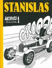 Archives (de L'Association) -1- Stanislas
