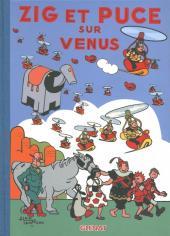 Zig et Puce -17- Zig et Puce sur Vénus