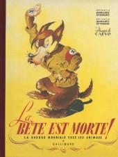 La bête est morte ! - La Guerre Mondiale chez les animaux -INTc1995- La guerre mondiale chez les animaux