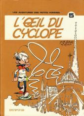 Les petits hommes -5a81- L'œil du Cyclope