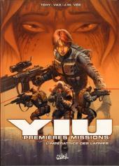 Yiu Premières missions -3- L'impératrice des larmes