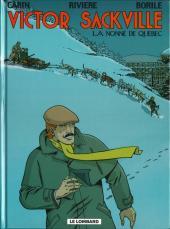 Victor Sackville -19- La nonne de Québec