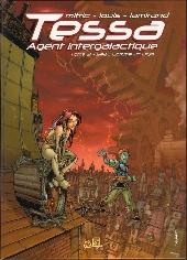Tessa agent intergalactique -3- Beau Comme un Diyo