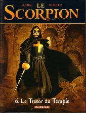 Le scorpion -6- Le Trésor du Temple