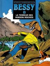 Bessy (Studio Vandersteen) -6- La terreur des Robson Rockies
