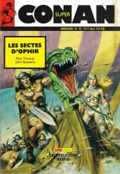 Conan (Super) (Mon journal) -21- Les sectes d'Ophir
