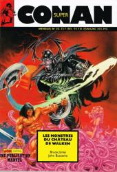Conan (Super) (Mon journal) -23- Les monstres du château de Walken
