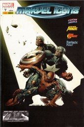 Marvel Icons (Marvel France - 2005) -7- Evasion (3)