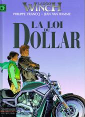 Largo Winch -14- La loi du Dollar