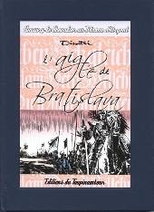 Blason d'Argent -8a- L'aigle de Bratislava