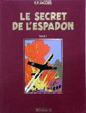 Blake et Mortimer -1TL- Le Secret de l'Espadon - Tome 1