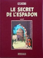 Blake et Mortimer (Les Aventures de) -2TL- Le Secret de l'Espadon - Tome 2