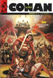 Conan (Super) (Mon journal) -37- Le noir démon de Raba-Than
