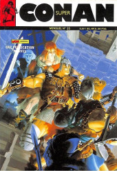 Conan (Super) (Mon journal) -35- Le colosse d'Argos (2/2)