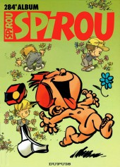 (Recueil) Spirou (Album du journal) -284- Spirou album du journal