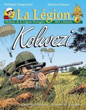 La légion -4- Kolwezi - Histoire de la Légion Étrangère - 1963 à demain