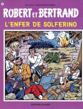 Robert et Bertrand -28- L'enfer de Solferino