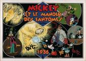 Mickey (L'âge d'or de) -2- Mickey et le manoir des fantômes