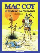 Mac Coy -16- Le fantôme de l'espagnol
