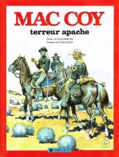 Mac Coy -17- Terreur apache