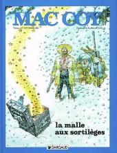 Mac Coy -18- La malle aux Sortilèges
