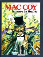 Mac Coy -19- La lettre de Hualco