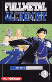 FullMetal Alchemist -3- Retour aux Sources