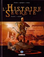 L'histoire secrète -1- Genèse