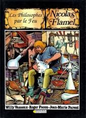 Nicolas Flamel -1- Les philosophes par le feu
