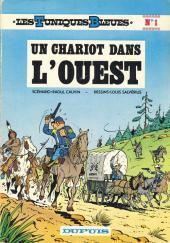 Les tuniques Bleues -1c82- Un chariot dans l'Ouest