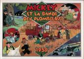 Mickey (L'âge d'or de) -1- Mickey et la bande des plombiers