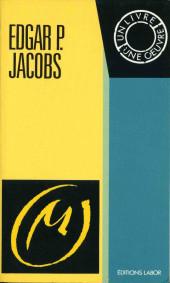 (AUT) Jacobs, Edgar P. -7- Edgar P. Jacobs - Un livre, une œuvre