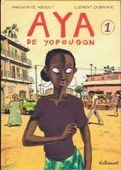 Aya de Yopougon -1- Volume 1