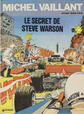 Michel Vaillant -28a1978'- Le secret de Steve Warson