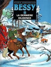 Bessy (Studio Vandersteen) -3- La dernière diligence