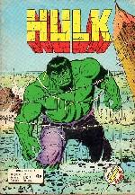 Hulk (1re Série - Arédit - Flash) -8- Les ordres de Psyklop