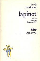Lapinot (Les formidables aventures de) -1- Lapinot et les carottes de Patagonie