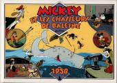 Mickey (L'âge d'or de) -7- Mickey et les chasseurs de baleine