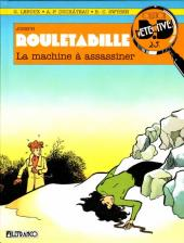 Rouletabille (CLE) -5- La machine à assassiner