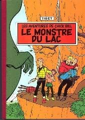 Chick Bill (Rijperman) -3TL- Le Monstre du Lac