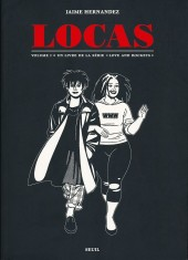 Locas - Love and Rockets -1- Locas - volume I